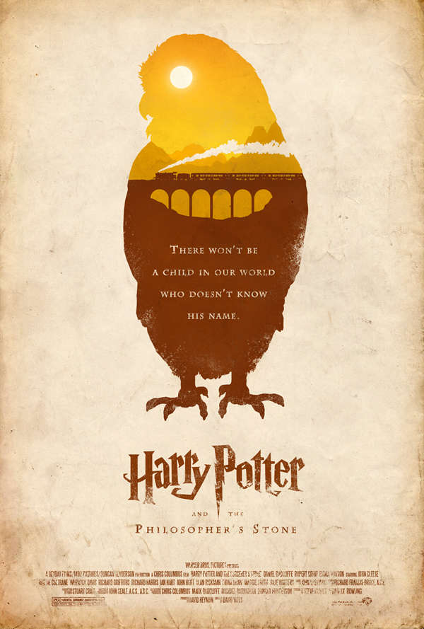 Remastered Wizardly Posters