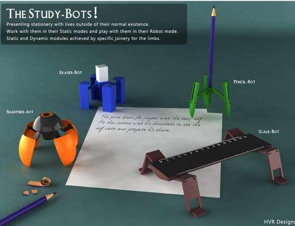 Stationery Robots