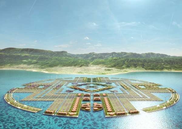 Floating Recovery Cities