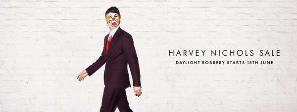 Harvey Nichols Summer Sale