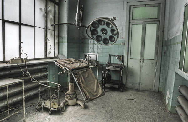 Hauntingly Realistic Asylum Photos