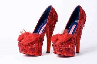 Revamped Ruby Slippers