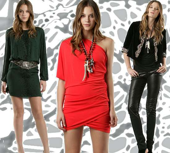 Haute Hippie Holiday 2010