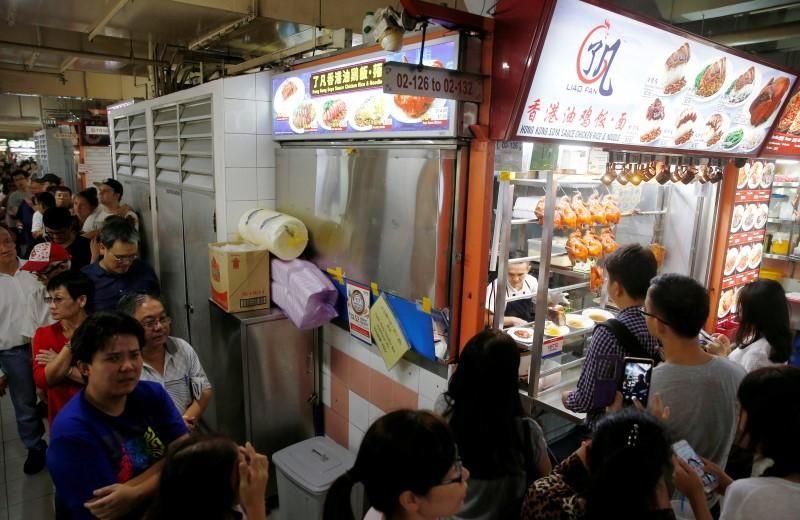 Haute Cuisine Street Vendors