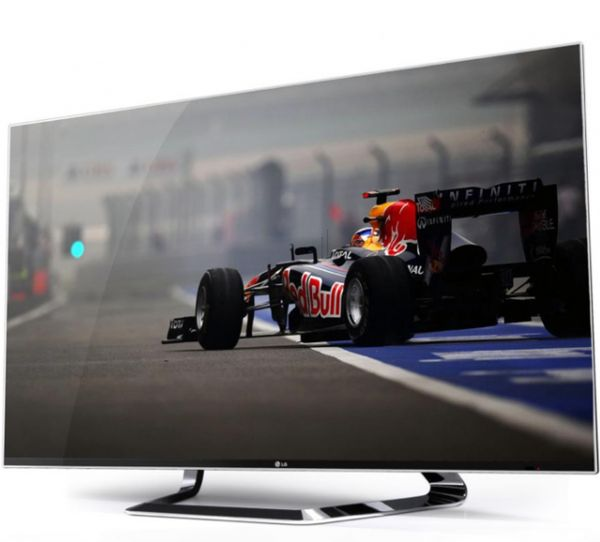 Record-Breaking Home TVs