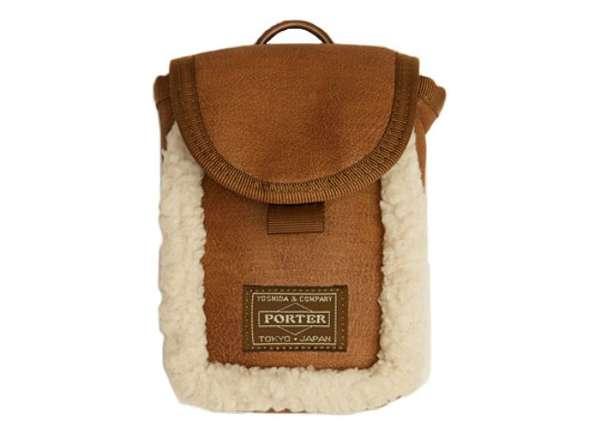 Sheepskin Gadget Cases
