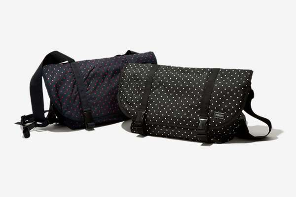 Spectacular Speckled Carriers