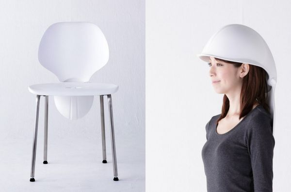 Head-Protecting Seating