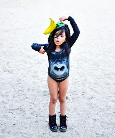Fruity Banana Headdresses