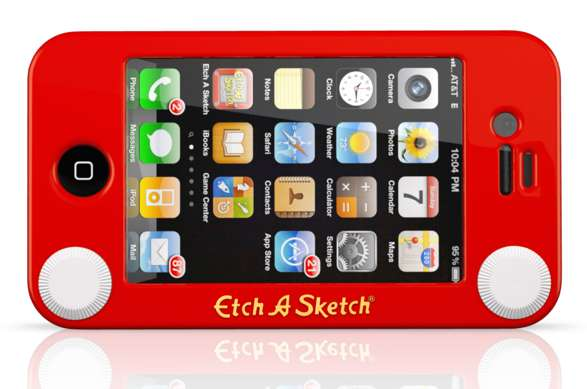 headcase etch a sketch iphone