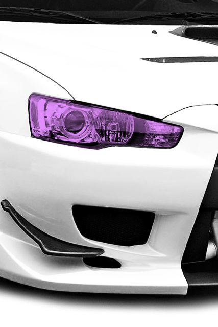 Colorful Headlight Covers