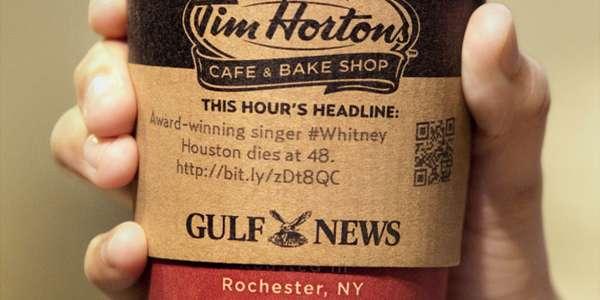 Press-Inspired Branding