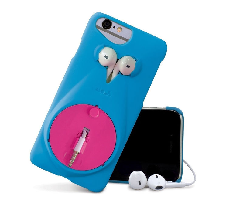 Pink earbuds case - phillips iphone earbuds case