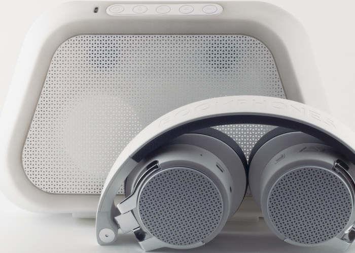 Hybrid Headphone Speaker Systems