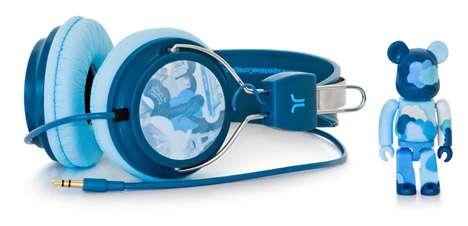 Designer Toy Headphones