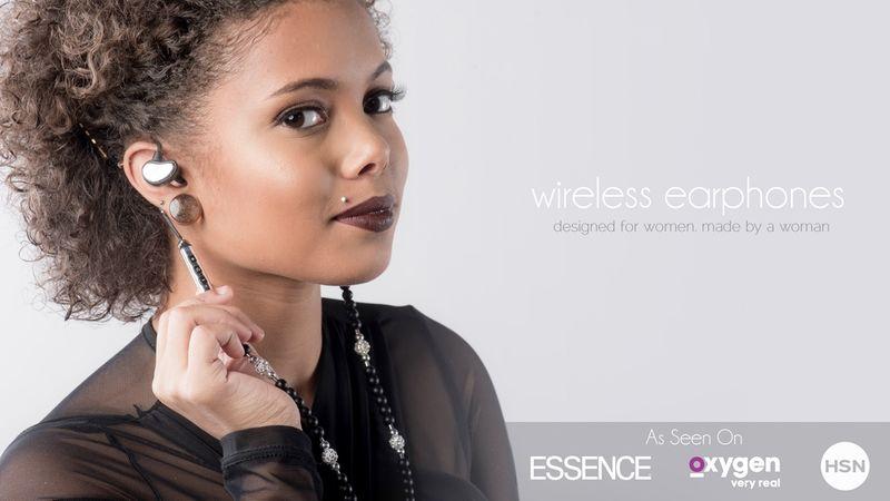 Feminine Wireless Earphones