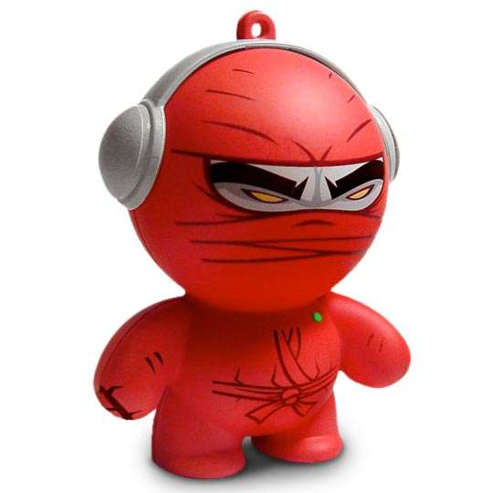 Headphonies Ninja Portable Speaker