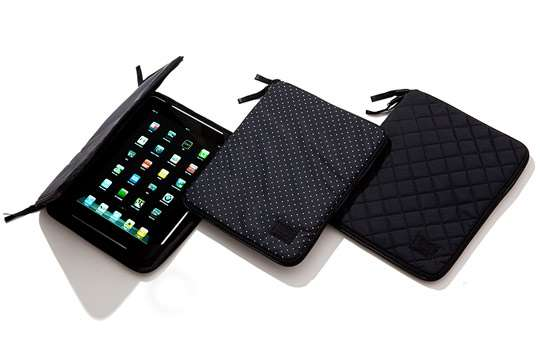 Quilted iPad Cases