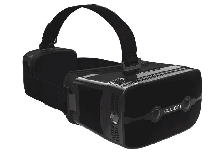 Self-Contained Virtual Headsets