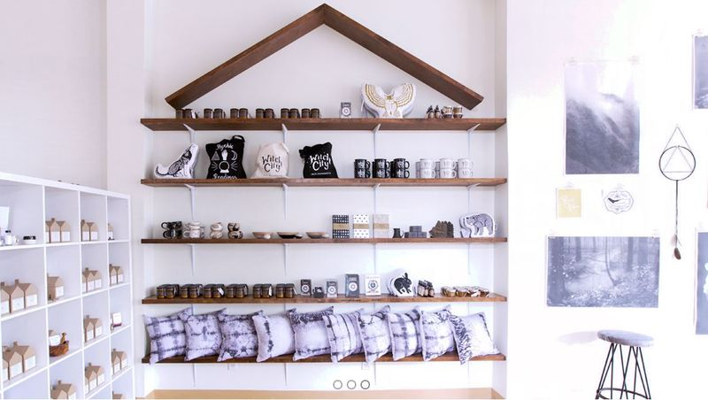 Contemporary Healing Shops