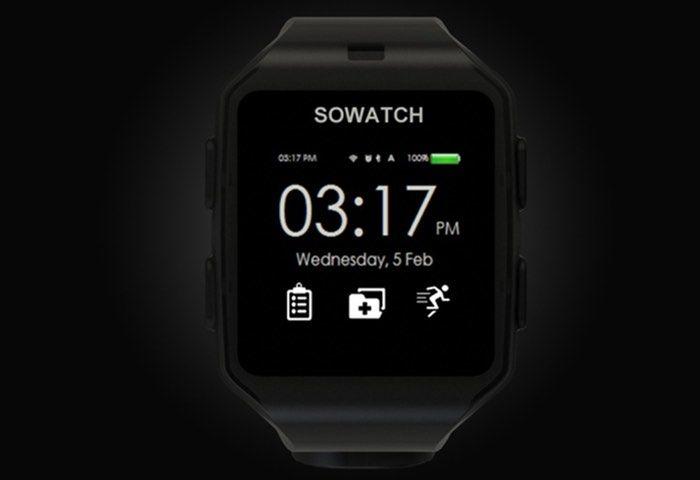 Autonomous Smartwatch Designs