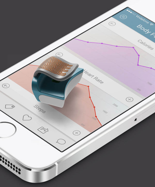 Ear-Fitted Health Trackers