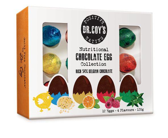 Health-Focused Easter Eggs