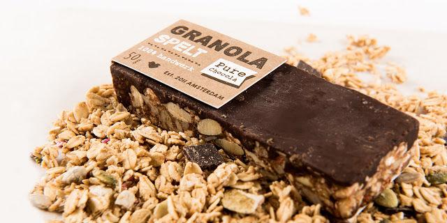 Superfood Granola Bars