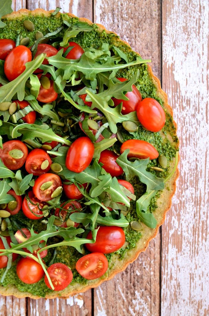 Fresh Superfood Pizzas