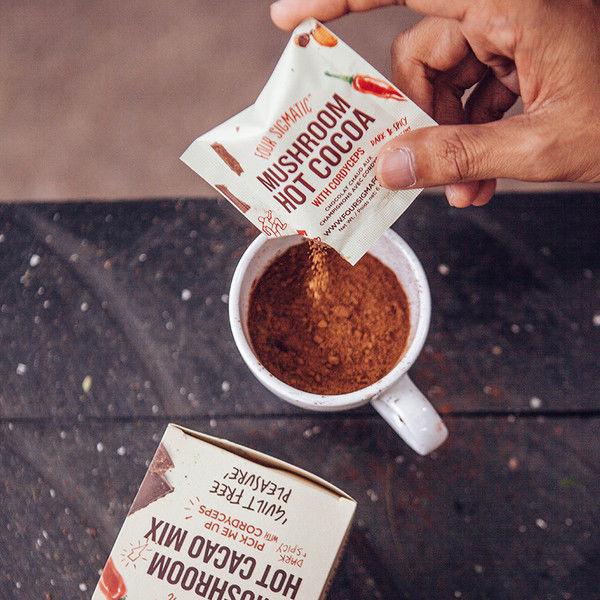 Mushroom Cocoa Mixes