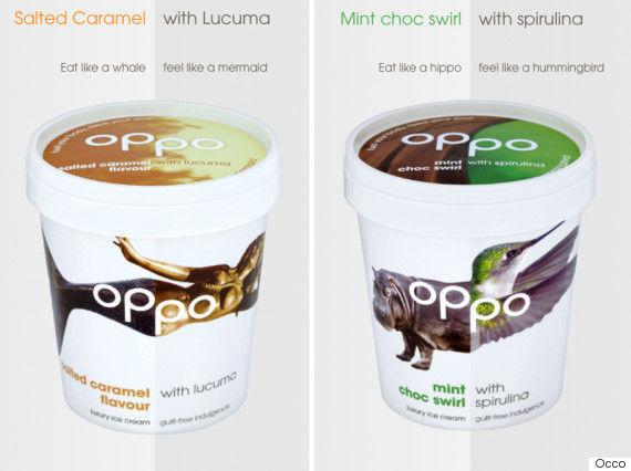Superfood Ice Creams