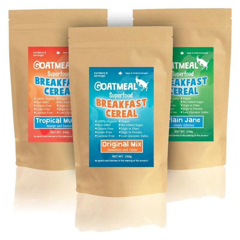Grain-Free Breakfast Cereals