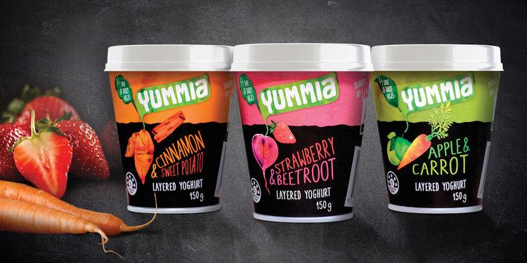 Veggie Infused Yogurts Healthy Yogurt