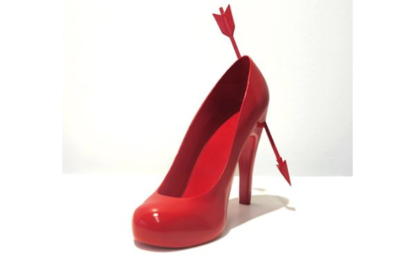 Cupid-Struck Stilettos