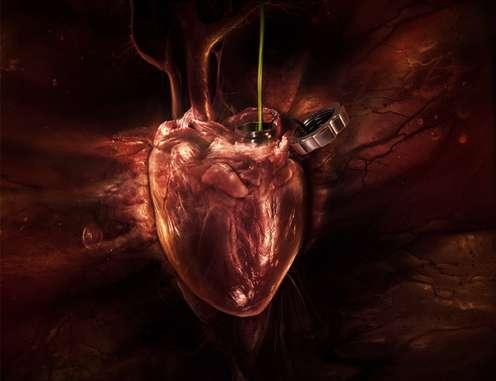 Oil-Guzzling Organs