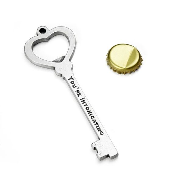 Rousingly Romantic Bottle Openers