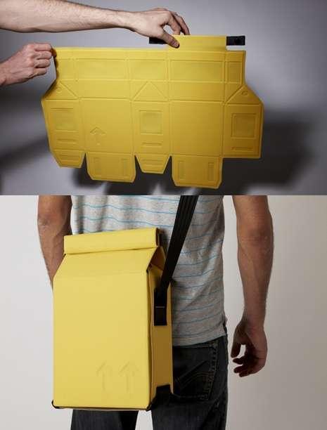 Eco-Friendly Man Bags