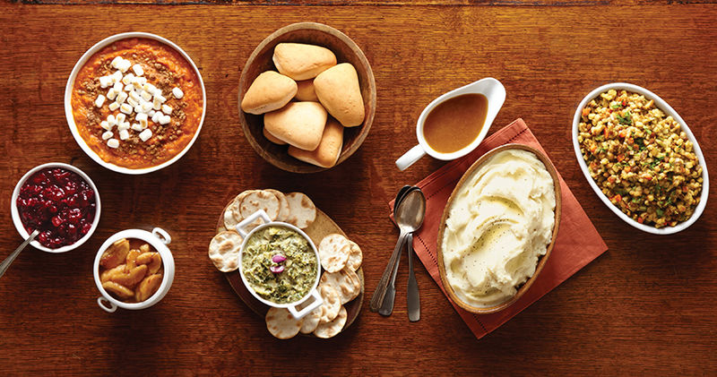 Handy Thanksgiving Takeout Options