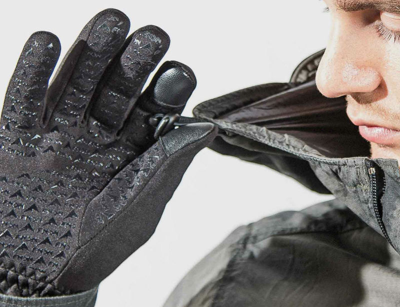 Discreet Warming Gloves