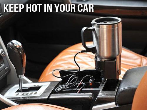 In-Car Beverage Heaters