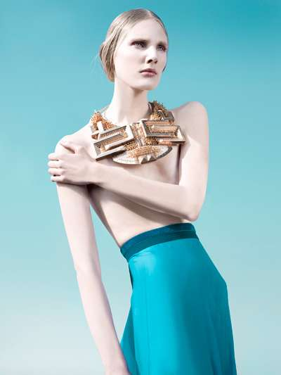 Statuesque Accessory Advertorials