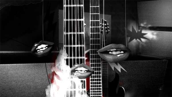 Heavy Metal Lips