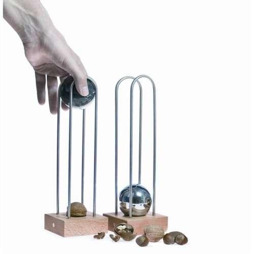 Nut-Cracking Balls
