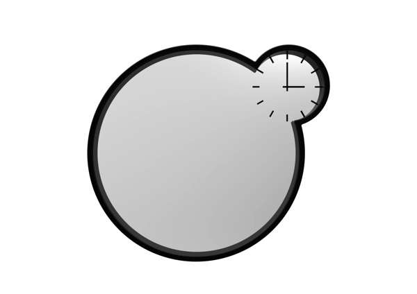 Minute-Counting Mirrors