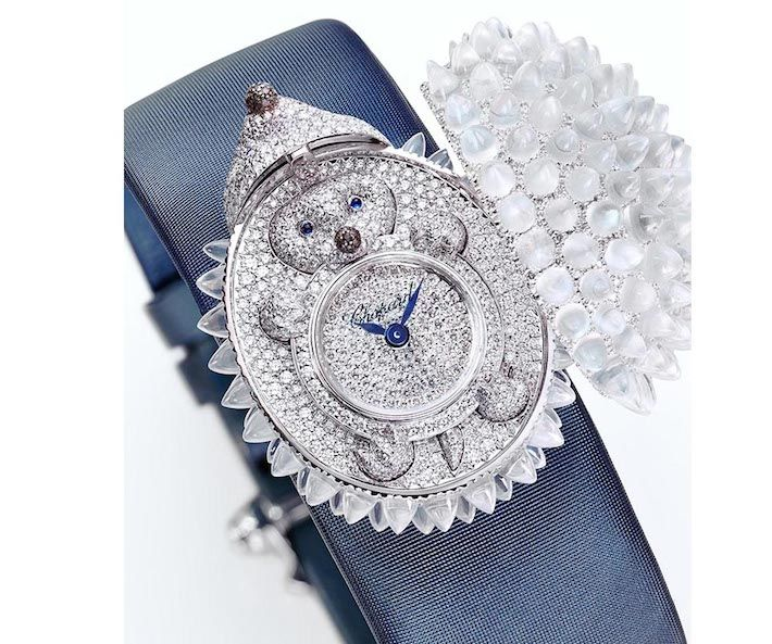 Discreet Diamond Timepieces