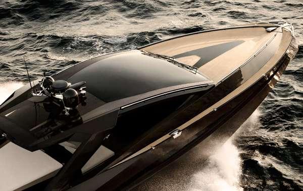 Mahogany-Made Yachts