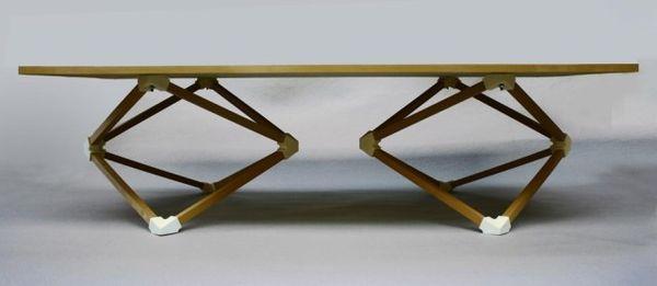 Geometric Furniture Bases