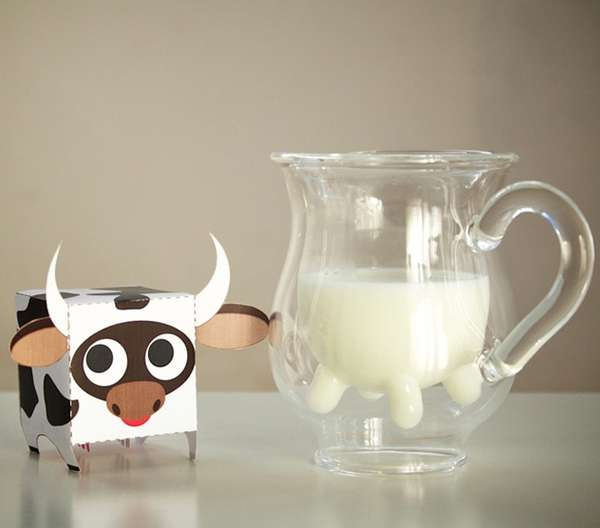 Quirky Udder Jugs