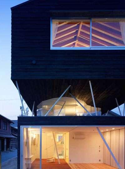 Stilted Structures