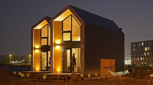 Prefabricated Urban Homes